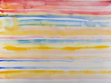 Horizontale Farben - 2 / 30 x 40 cm