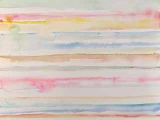 Horizontale Farben - 1 / 40 x 30 cm