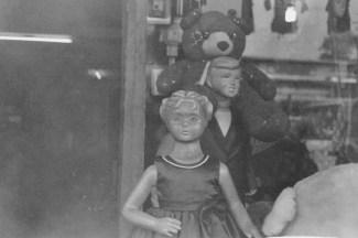 Schaufensterpuppen Kinder in Canacona