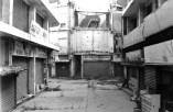 Verlassene Shoppingmall in Bangalore