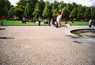 Trashig mit der LOMO in Berlin - 1