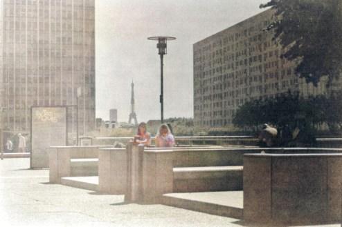 Mittagspause im Büroviertel La Défense 10