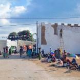 Harar Markt Stadtmauer
