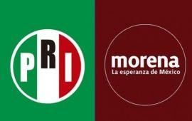 MORENA coquetea al PRI en San Lázaro vs PAN-PRD-MC  Para desentuertar con PVEM, PANAL y PES, la Directiva