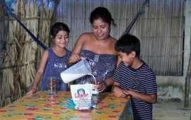 Liconsa contribuye al combate de la carencia alimentaria de los sectores más vulnerables de nuestro país