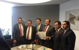 Legisladores Federales Priistas respaldan a Diputados Locales de Veracruz