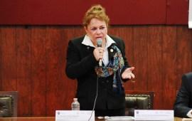 """Magistrada Yolanda Castañeda disertó sobre """"Problemática de la guarda y custodia de los menores e incapacitados"""""""