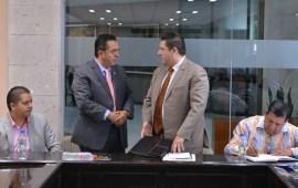 Instala Congreso de Veracruz con su Sindicato mesa de negociación de condiciones económicas