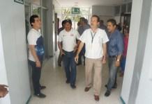 Sin daños inmuebles de IMSS Veracruz Sur