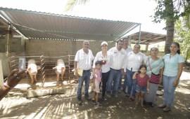 Con proyectos productivos mejoramos el ingreso de familias vulnerables: Anilú Ingram