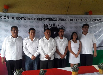 La APUEV crea la Delegación Cuenca Sur OAXACA-VERACRUZ