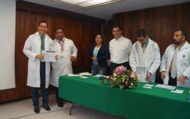 IMSS reconoce a sus Médicos de Coatzacoalcos y Minatitlán