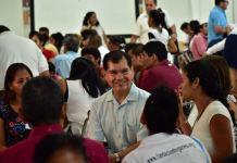 Participación Ciudadana, eje fundamental para el gobierno: Víctor Carranza