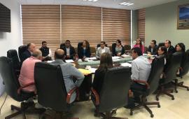 Encuentro con Jueces Penales Tradicionales en la sede del Poder Judicial del Estado de Veracruz