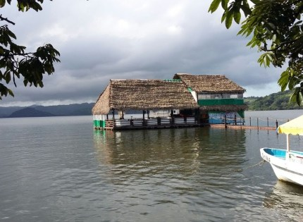 Abrirían compuertas en el Lago de Catemacoal aumentar su nivel y riesgo de desbordarse