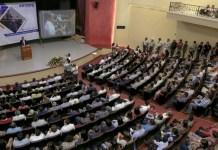Dip. Hugo González rinde su primer informe de trabajo en Huatusco