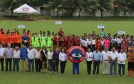 """Inauguran la Copa """"Interprepas 2017""""de la Universidad de Sotavento"""
