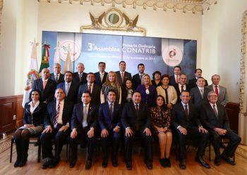Participa el Magistrado Presidente Edel Álvarez, en la Tercera Asamblea Plenaria