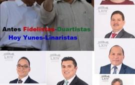 Los diputados Chapulines es la moda, en Congreso de Veracruz