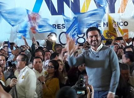 Tengo las manos limpias y con esa tranquilidad puedo salir con la frente en alto  y decir soy un hombre de bien: Yunes Márquez.