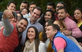 Hay que recuperar las calles para los jóvenes en Veracruz: Pepe