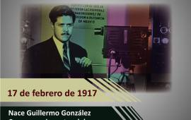Un día como hoy nació Guillermo González Camarena