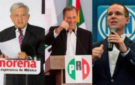 LAS PRECAMPAÑAS, las precampañas feliz y afortunadamente ya terminaron particularmente de los candidatos a presidente de la República,