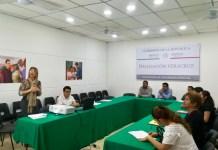 Capacita Sedesol a funcionarios municipales y clubes de migrantes