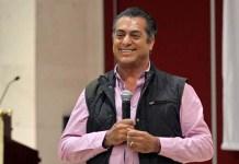 el Bronco ese gobernador de Nuevo León con licencia buscando la presidencia de México