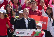 La Convención del PRI ratificó, la candidatura presidencial de José Antonio Meade