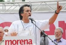 Cuitláhuac se desfonda sin la nodriza AMLO