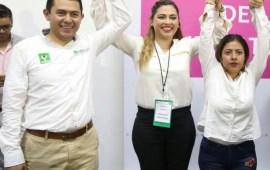 Coalición Por un Veracruz Mejor registra candidatos a diputados locales