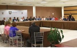 Sostienen Magistrados Conversatorio Penal Acusatorio con juzgadores de los 21 Distritos Judiciales