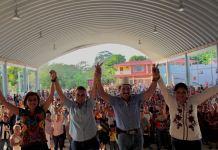 SI NO VOTAN, NO HAY DEMOCRACIA: TRONCO