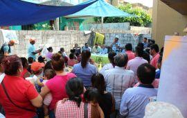 TRONCO cumplió a nanchitenses como diputado local