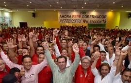 En mis 20 años de recorrido político no encontrarán un escándalo de corrupción o un acto de prepotencia: Pepe