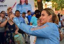 Maricela TRONCO llamo a luchar por la Nuevas Generaciones