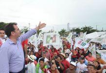 Veracruz no está nada bien, necesita un buen gobierno, mi prioridad reactivar la economía y resolver problemas de violencia: Pepe