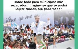 Pepe es el candidato que más experiencia tiene en la política y sabe cómo ocuparse: Martín Pineda
