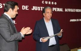 La individualización de sanciones, parte central de los procedimientos penales: Magistrado Alfonso Balderas Ramírez