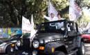 Villalpando recorre las calles de Xalapa