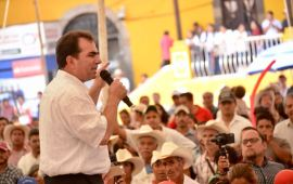 Garantizaremos alimentación, educación y salud para la niñez en Veracruz: Pepe