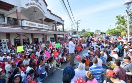 En Veracruz se van a acabar las persecuciones y se hará valer la ley: Pepe