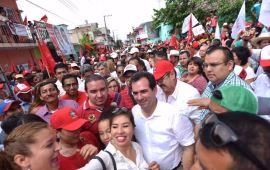 Honraré el voto de la gente con trabajo y resultados: Pepe