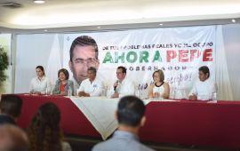 La prioridad del gobierno estatal fue pagar más despensas en lugar de cubrir adeudos con empresas veracruzanas: Pepe