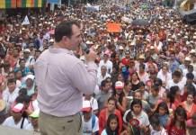 Quiero ser Gobernador para seguir trabajando por las causas de la gente y para la gente: Pepe