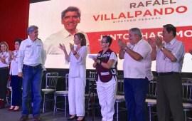 Hernández Villalpando se reúne con Tatiana Clouthier