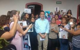 Cuitláhuac decretará crisis humanitaria por tema de los desaparecidos en Veracruz