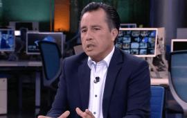 Cuitláhuac García, se llevará a los tribunales la designación del Fiscal Anticorrupción