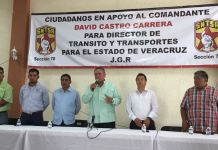 Espera ser tomado en cuenta por Cuitlahuac García para una Dirección